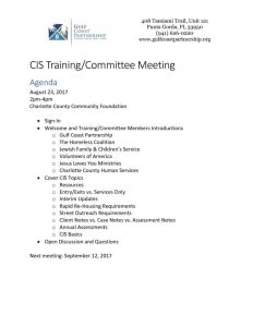 thumbnail of 2017-06-16 CIS Training Agenda
