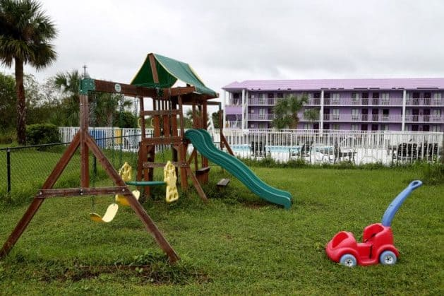 'The Florida Project' movie explores the hidden homeless living around Disney World
