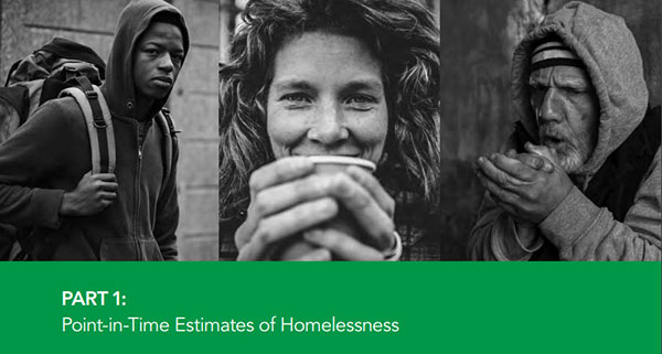 Homelessness Declines in Most Communities of the U.S. with Increases Reported in High-Cost Areas