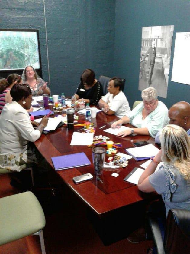 Gulf Coast Partnership Holds Case Management Training For Partner Agencies