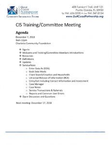 thumbnail of 2018-12-07 CIS Training Agenda