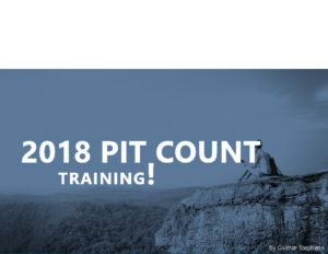 2018 GCP PIT COUNT TRAINING