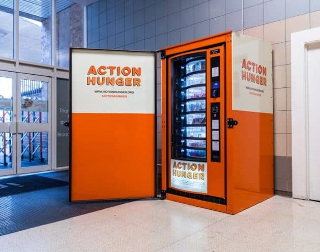 Vending machines for the homeless coming to U.S. in 2018