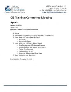 thumbnail of 2018-01-24 CIS Training Agenda