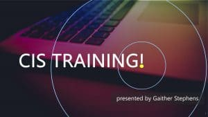 April 2020 CIS Training @ Charlotte Community Foundation | Punta Gorda | Florida | United States