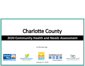 Charlotte County 2020 Community Health and Needs Assessment